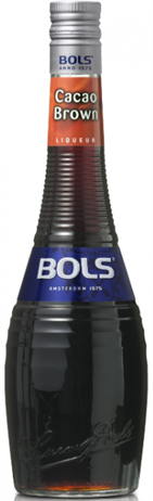 Bols Liqueur Cacao Brown
